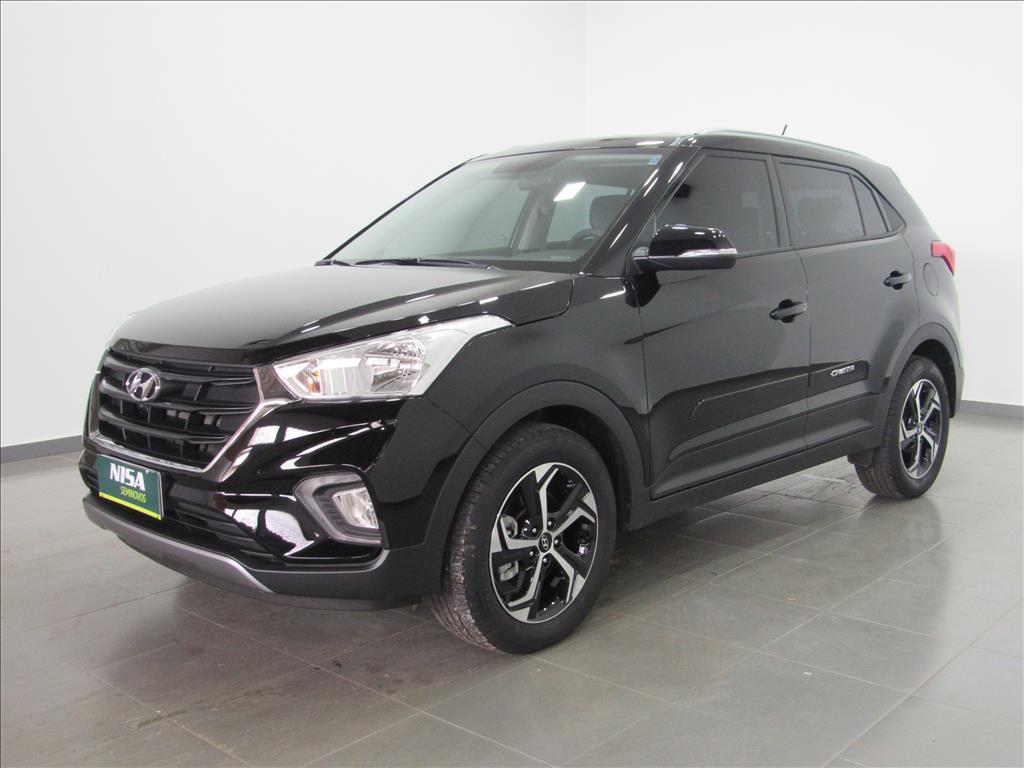 Image Hyundai - Creta - 1.6 16v Flex Smart Plus Automático