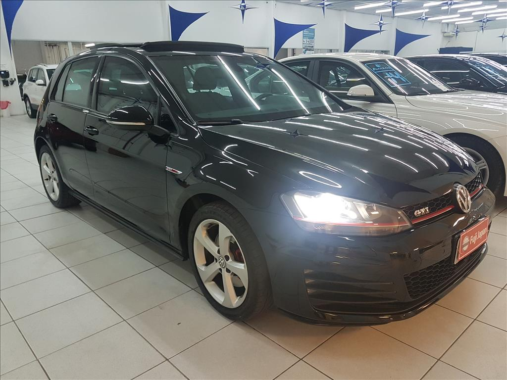 Image Volkswagen-Golf-2.0 Tsi Gti 16V Turbo Gasolina 4P Automático-376922