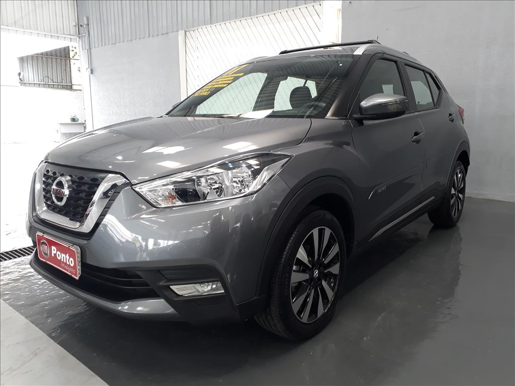 NISSAN KICKS 2017 - 1.6 16V FLEX SV LIMITED 4P XTRONIC