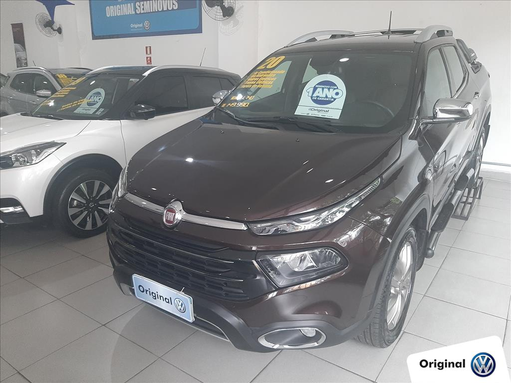 FIAT TORO 2020 - 2.0 16V TURBO DIESEL RANCH 4WD AT9