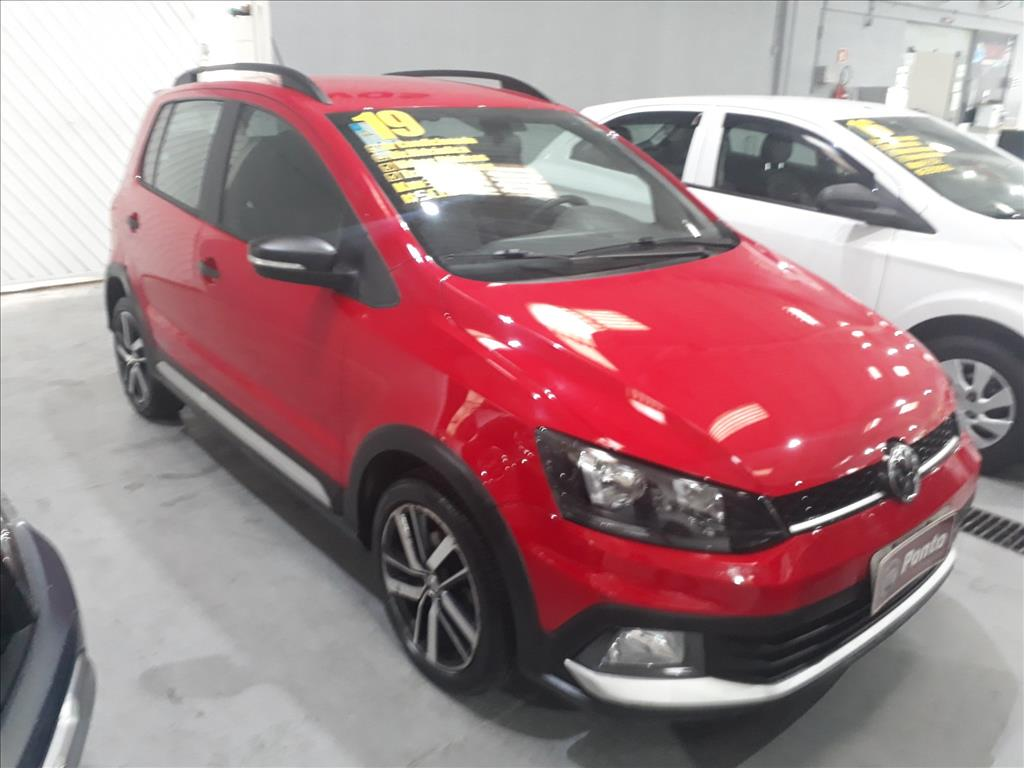 VOLKSWAGEN FOX 2019 - 1.6 MSI TOTAL FLEX XTREME 4P MANUAL