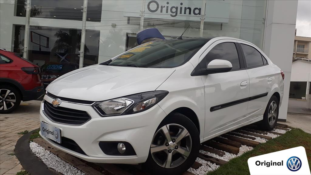 CHEVROLET PRISMA 2017 - 1.4 MPFI LTZ 8V FLEX 4P MANUAL