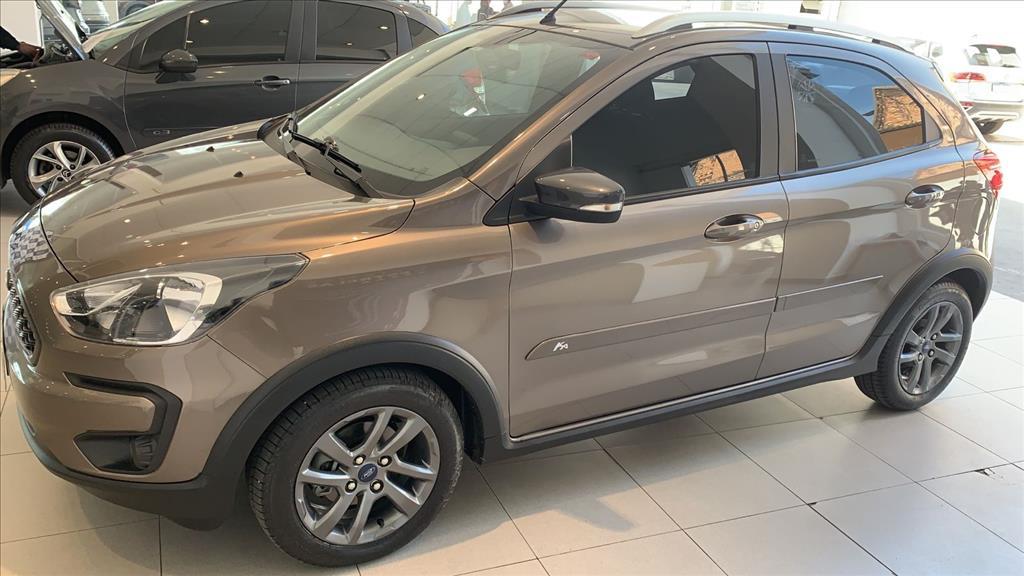 Image Ford - Ka - 1.5 Ti-Vct Flex Freestyle Automático