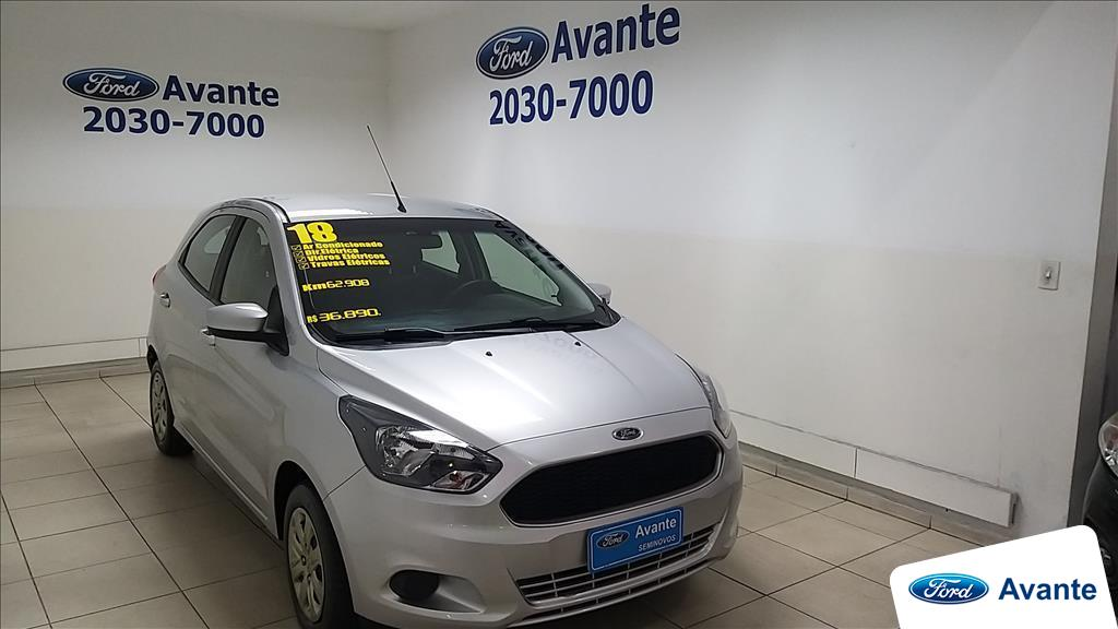 FORD KA 2018 - 1.0 TI-VCT FLEX SE MANUAL