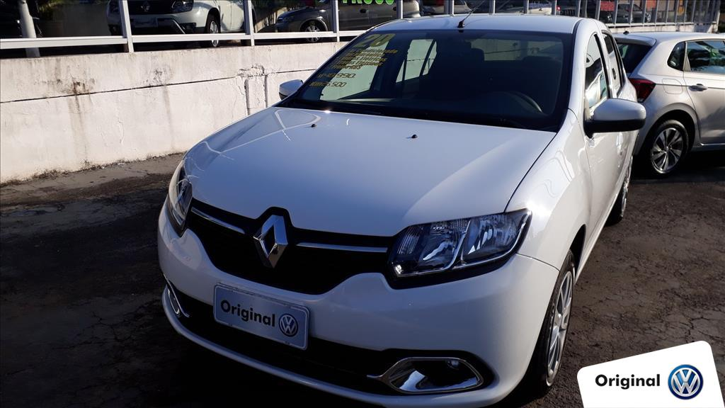 RENAULT LOGAN 2020 - 1.6 16V SCE FLEX EXPRESSION 4P MANUAL