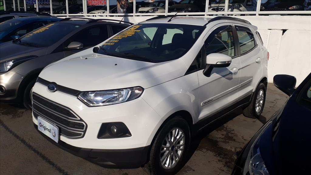 FORD ECOSPORT 2015 - 1.6 SE 16V FLEX 4P MANUAL