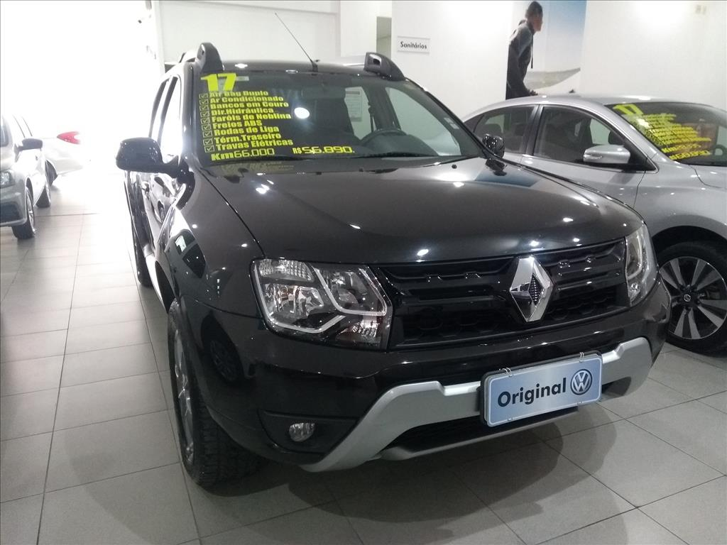 RENAULT DUSTER OROCH 2017 - 1.6 16V FLEX DYNAMIQUE 4P MANUAL