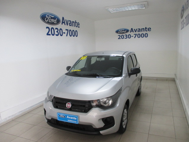FIAT MOBI 2018 - 1.0 8V EVO FLEX EASY MANUAL