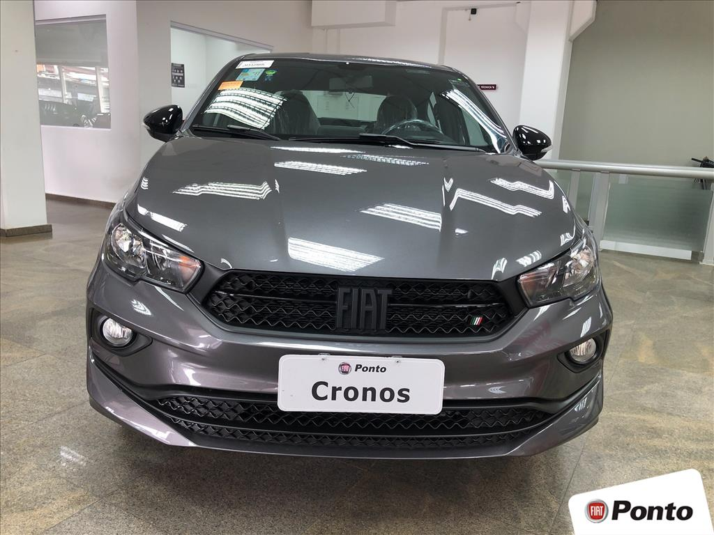 FIAT CRONOS 2021 - 1.3 FIREFLY FLEX DRIVE MANUAL