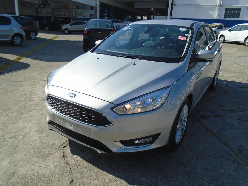 FORD FOCUS 2018 - 2.0 SE 16V FLEX 4P POWERSHIFT