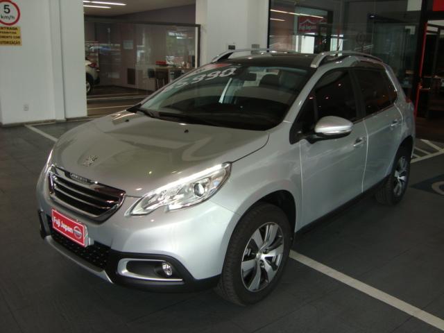 Image Peugeot-2008-1.6 16v flex griffe 4p automático-432966