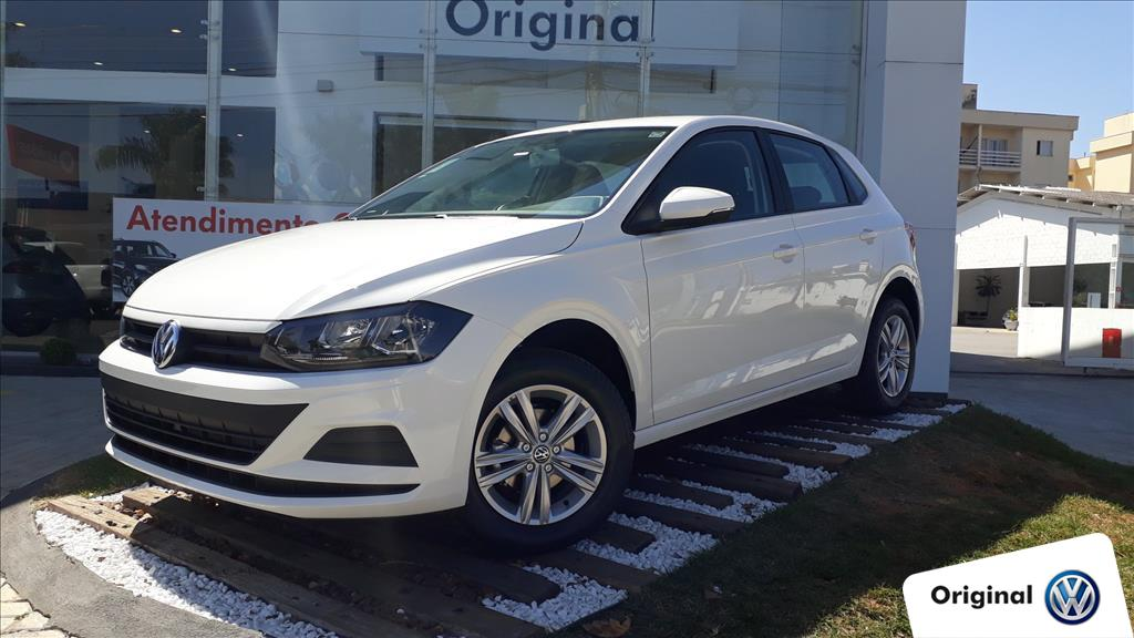 VOLKSWAGEN POLO 2021 - 1.0 MPI TOTAL FLEX MANUAL