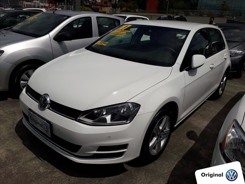 VOLKSWAGEN GOLF 2017 - 1.4 TSI HIGHLINE 16V TOTAL FLEX 4P TIPTRONIC