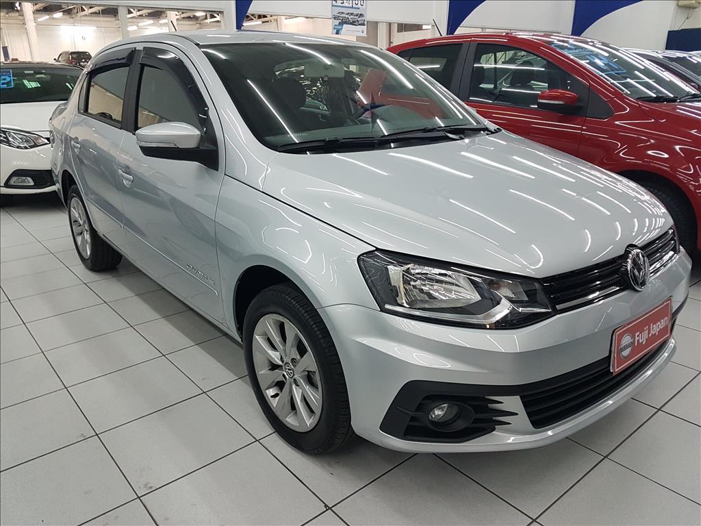 Image Volkswagen-voyage-1.6 msi totalflex comfortline 4p i-motion-445749