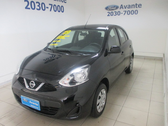 NISSAN MARCH 2019 - 1.0 S 12V FLEX 4P MANUAL