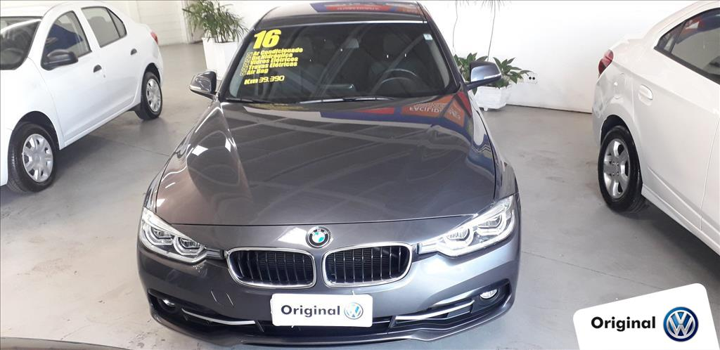 BMW 320i 2016 - 2.0 SPORT GP 16V TURBO ACTIVE FLEX 4P AUTOMÁTICO