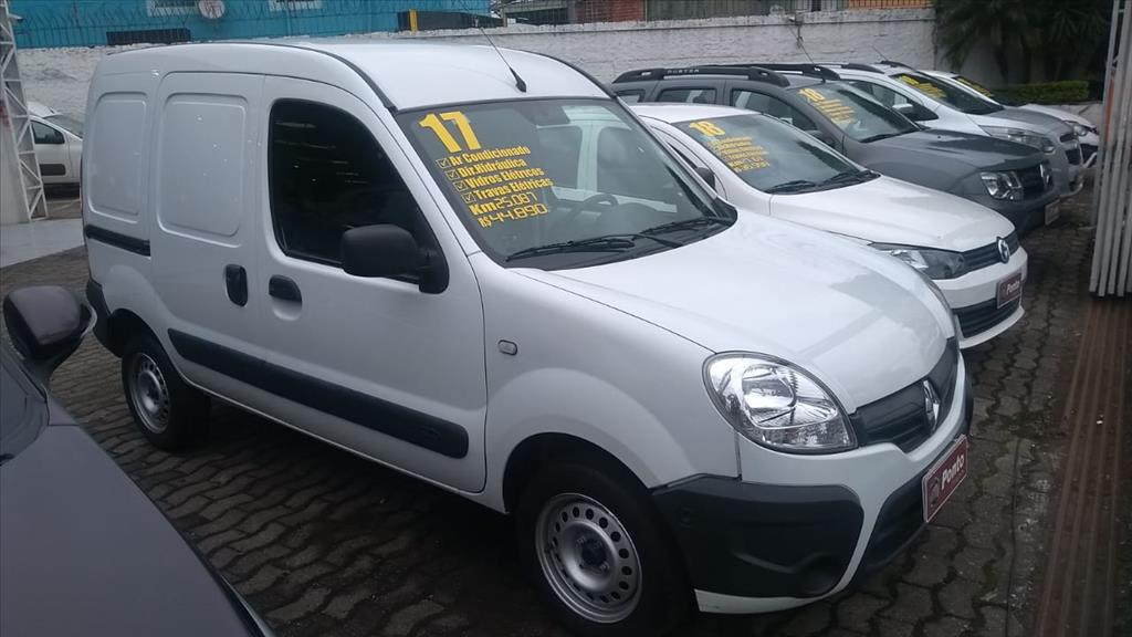 RENAULT KANGOO 2017 - 1.6 EXPRESS 16V FLEX 3P MANUAL