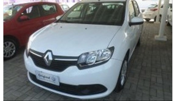 RENAULT LOGAN 2017 - 1.6 EXPRESSION 8V FLEX 4P MANUAL