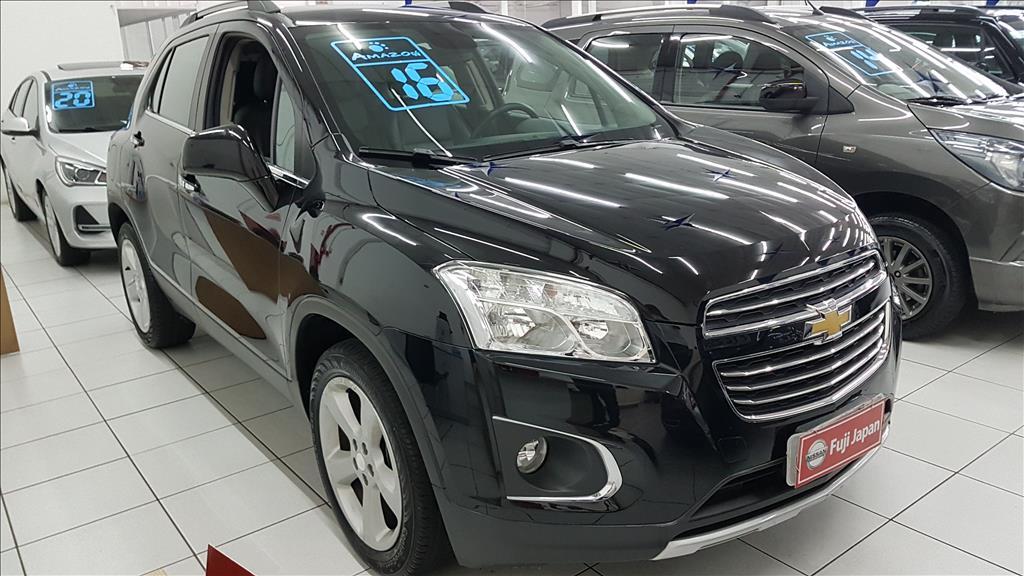 Image Chevrolet-Tracker-1.8 Mpfi Ltz 4X2 16V Flex 4P Automático-483187