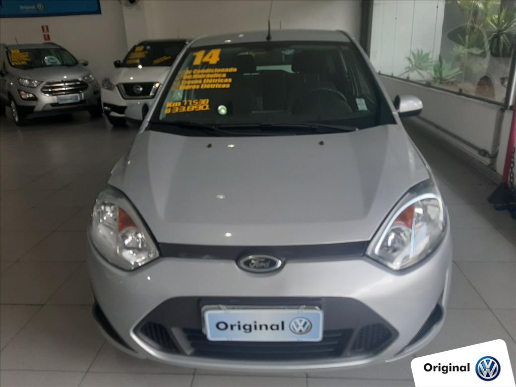 FORD FIESTA 2014 - 1.6 ROCAM SE 8V FLEX 4P MANUAL