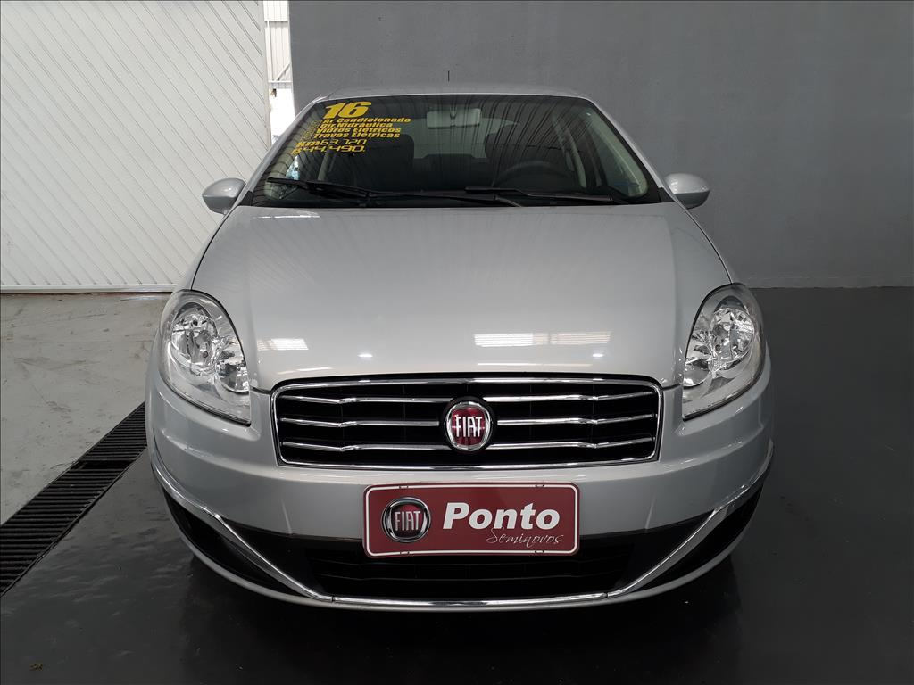 FIAT LINEA 2016 - 1.8 ESSENCE 16V FLEX 4P MANUAL