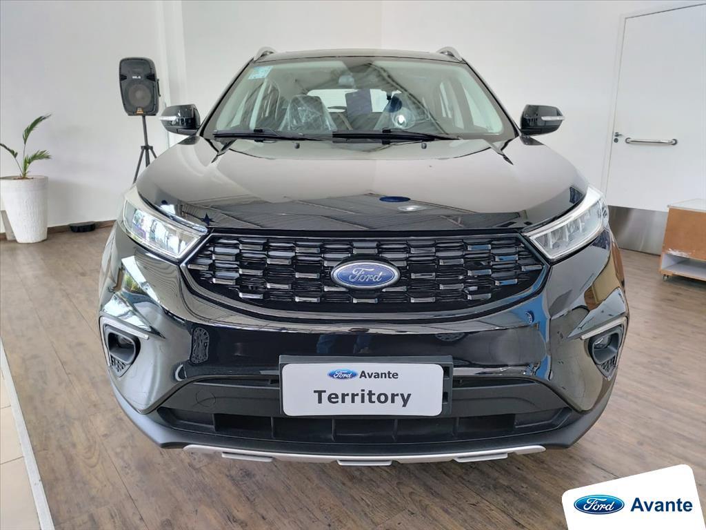 FORD TERRITORY 2021 - 1.5 ECOBOOST GTDI GASOLINA SEL AUTOMÁTICO