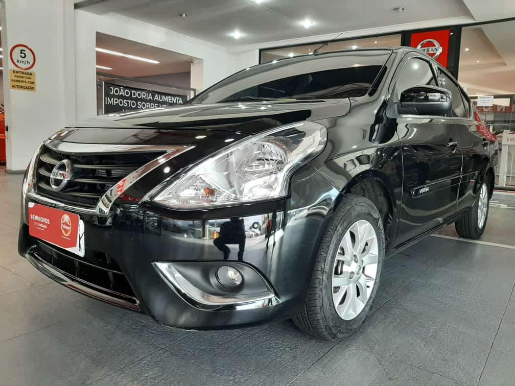 Image Nissan-Versa-1.6 16v Flex Sv 4p Xtronic-887822
