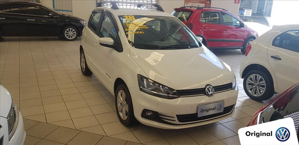 VOLKSWAGEN FOX 2018 - 1.6 MSI COMFORTLINE 8V FLEX 4P MANUAL
