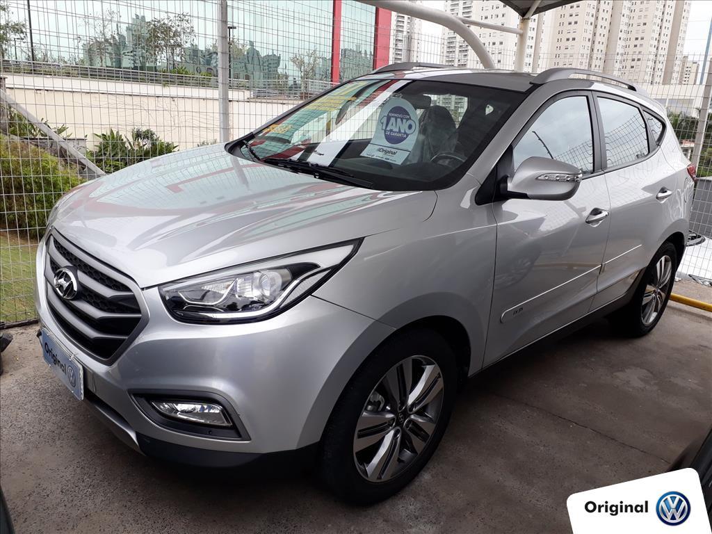 HYUNDAI IX35 2017 - 2.0 MPFI GL 16V FLEX 4P AUTOMÁTICO