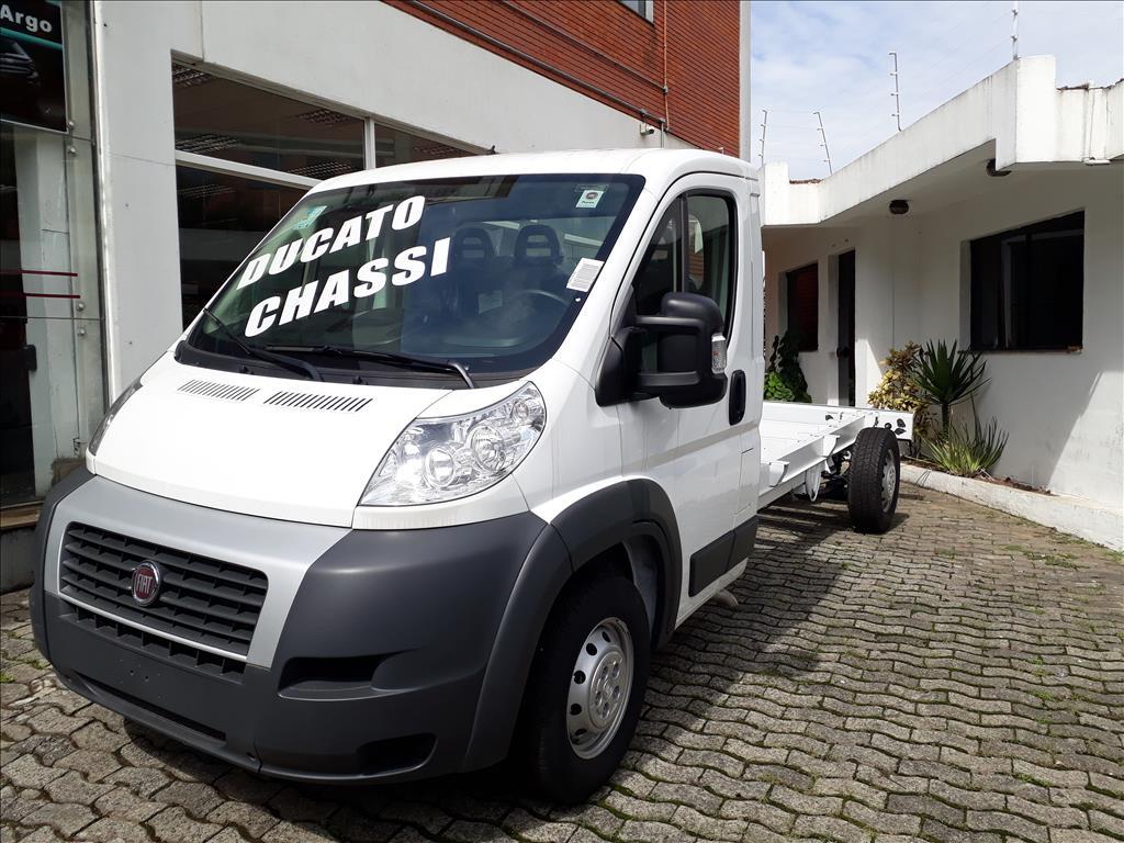FIAT DUCATO 2018 - 2.3 MULTIJET DIESEL CHASSI MANUAL