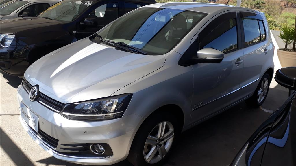VOLKSWAGEN FOX 2016 - 1.6 MSI HIGHLINE 16V FLEX 4P MANUAL