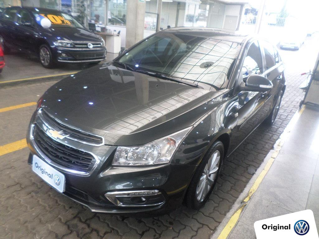 CHEVROLET CRUZE 2016 - 1.8 LT 16V FLEX 4P AUTOMÁTICO