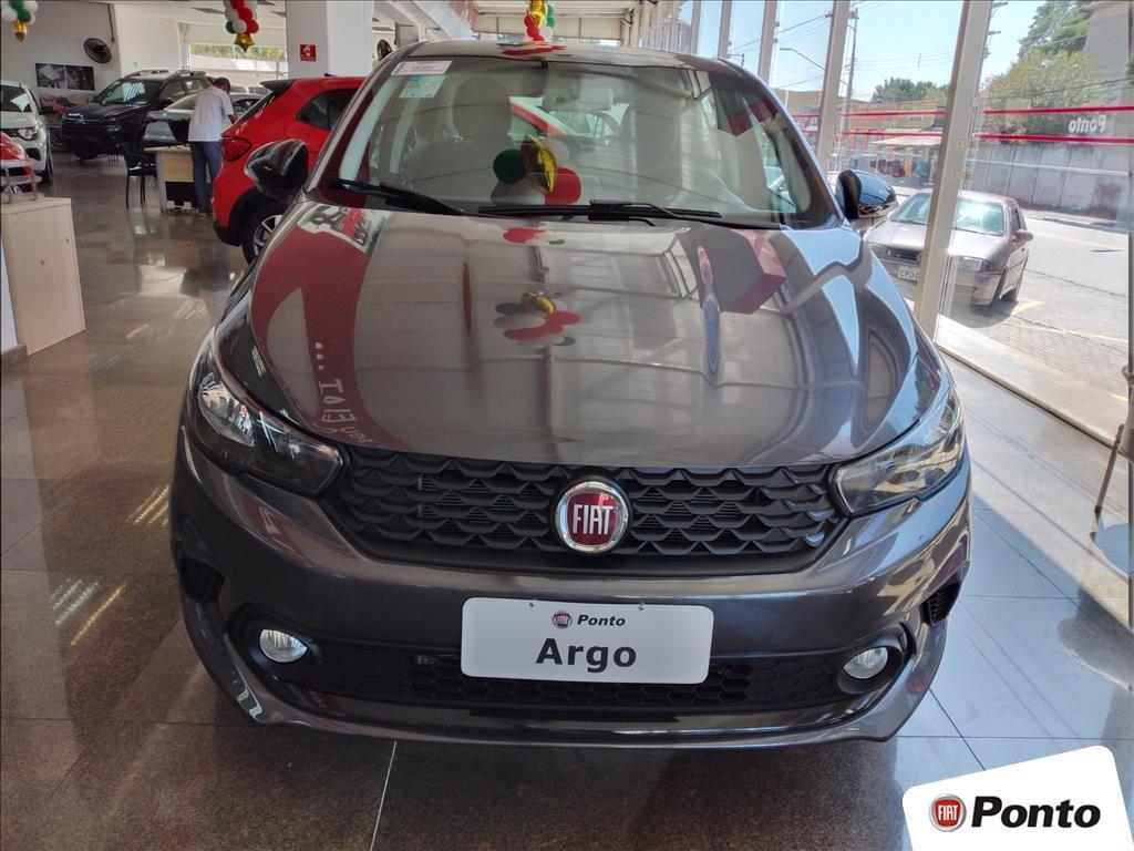 FIAT ARGO 2020 - 1.8 E.TORQ FLEX PRECISION AT6