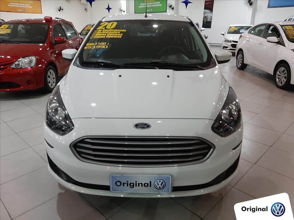 FORD KA 2020 - 1.5 TI-VCT FLEX SE MANUAL