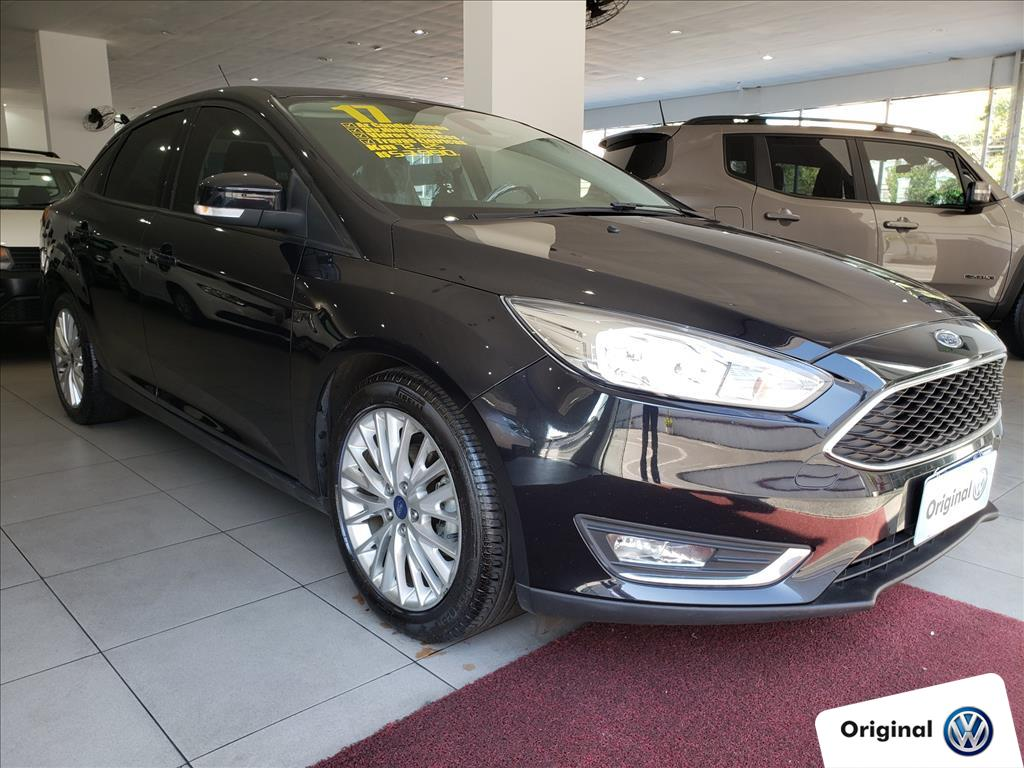 FORD FOCUS 2017 - 2.0 SE FASTBACK 16V FLEX 4P POWERSHIFT