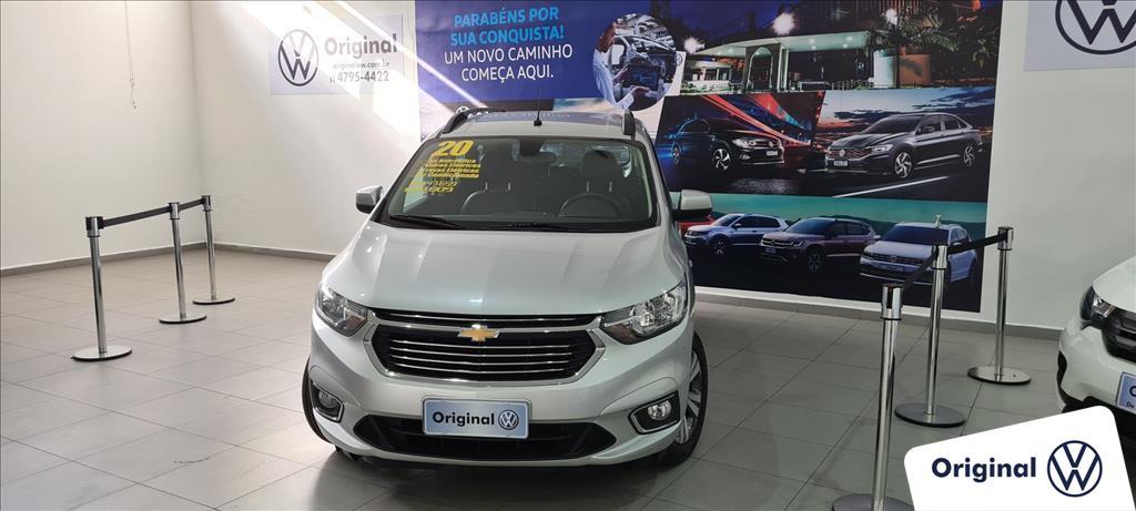 CHEVROLET SPIN 2020 - 1.8 PREMIER 8V FLEX 4P AUTOMÁTICO