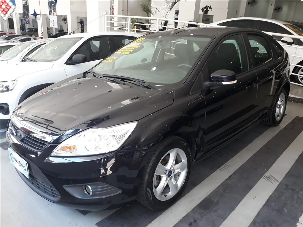 FORD FOCUS 2012 - 1.6 GL 16V FLEX 4P MANUAL