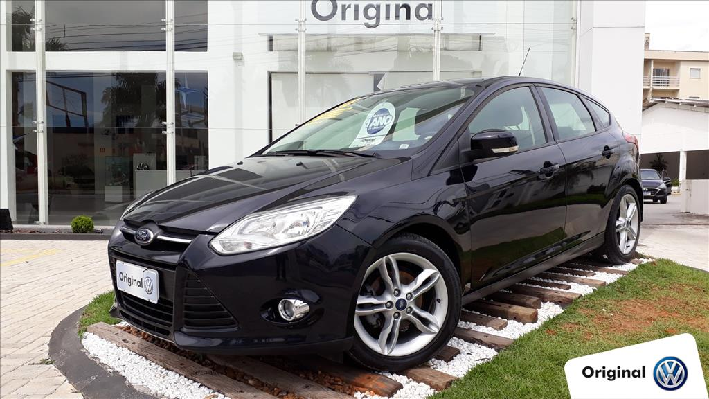 FORD FOCUS 2014 - 2.0 SE PLUS 16V FLEX 4P POWERSHIFT