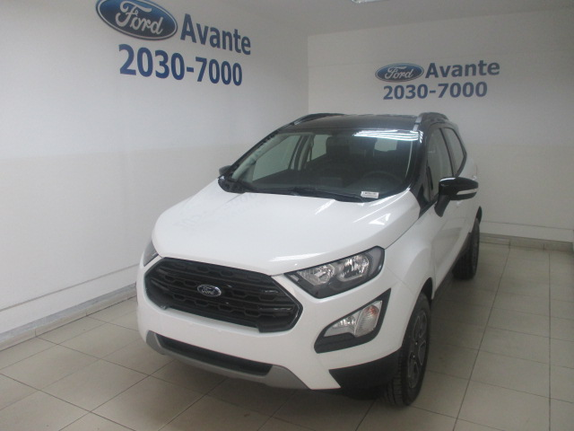 FORD ECOSPORT 2020 - 1.5 TIVCT FLEX FREESTYLE MANUAL