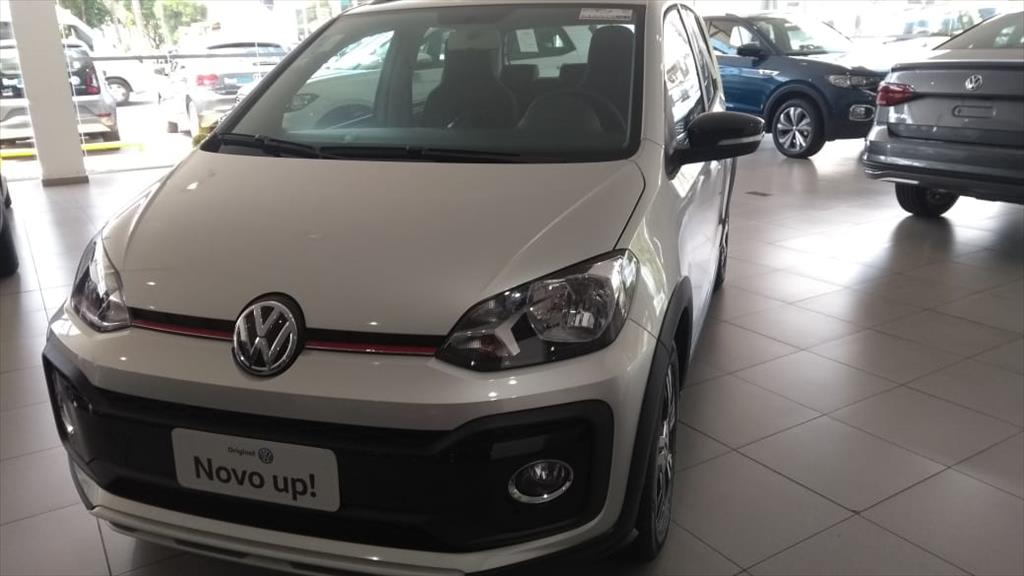 VOLKSWAGEN UP 2020 - 1.0 170 TSI TOTAL FLEX XTREME 4P MANUAL