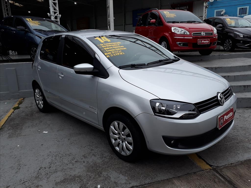 VOLKSWAGEN FOX 2014 - 1.6 MI 8V FLEX 4P MANUAL