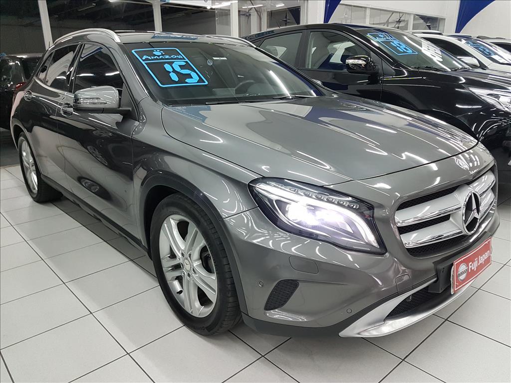 Image Mercedes-benz-gla 200-1.6 cgi vision 16v turbo gasolina 4p automático-408959