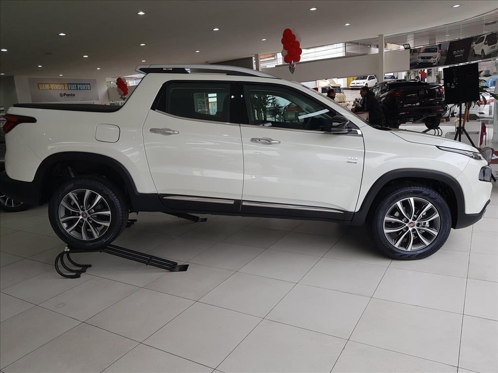 FIAT TORO 2019 - 2.0 16V TURBO DIESEL VOLCANO 4WD AUTOMÁTICO