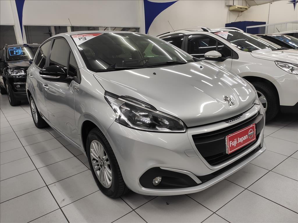 Image Peugeot-208-1.6 Inconcert 16V Flex 4P Automático-567119