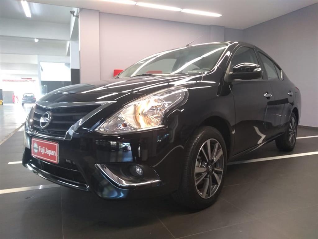 Image Nissan-Versa-1.6 16V Flexstart Sl 4P Xtronic-597903