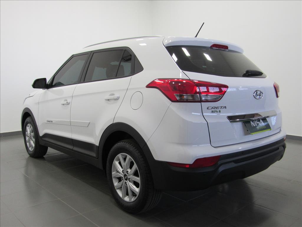 Hyundai - Creta - 1.6 16v Flex Action Automático
