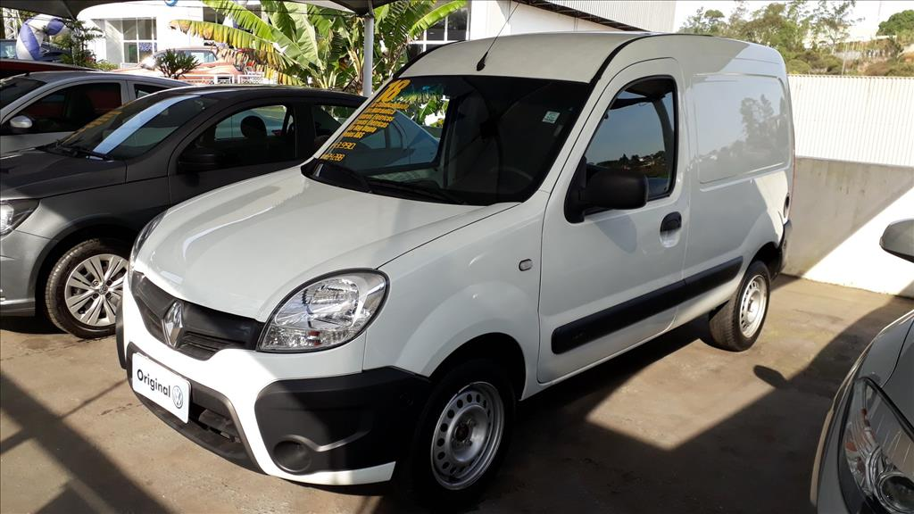 RENAULT KANGOO 2018 - 1.6 EXPRESS 16V FLEX 4P MANUAL