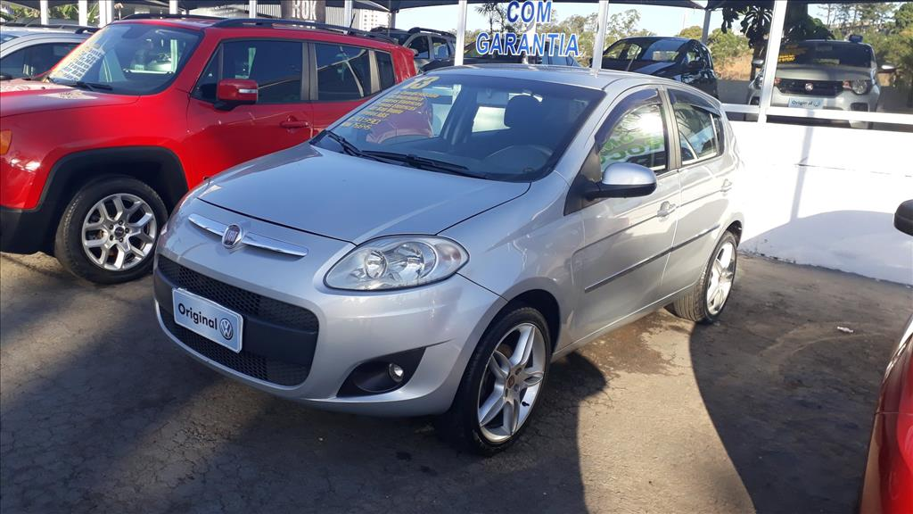 FIAT PALIO 2013 - 1.6 MPI ESSENCE 16V FLEX 4P MANUAL