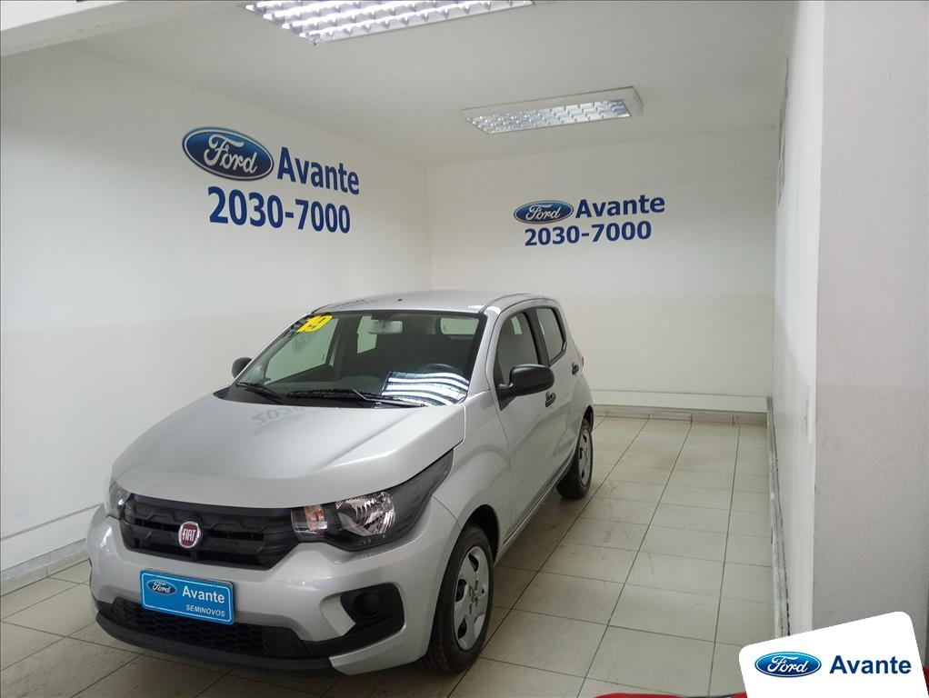 FIAT MOBI 2019 - 1.0 8V EVO FLEX LIKE. MANUAL
