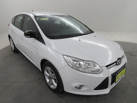 FOCUS 1.6 SE 16V FLEX 4P MANUAL